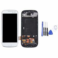 LCD Pantalla Para Samsung Galaxy S3 i9300 i9305 táctil digitalizador + Marco AES
