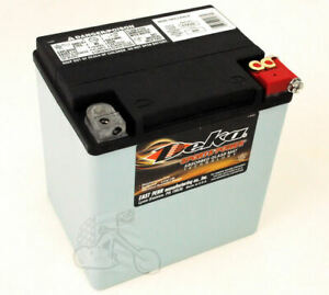 Deka AGM Absorbed Glass Mat Gel Battery Harley Touring Bagger Dresser 1997-2021