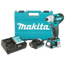 Makita DT04R1 12-Volt 2.0 Ah Max CXT Lithium-Ion Cordless Impact Driver Kit