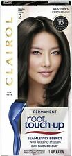 Clairol Root Touch Up Permanent Hair Dye in Black Long Lasting Colour - 50ml