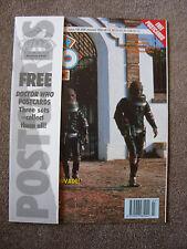 'Doctor Who Magazine' - #195 - Jan 1993 - Marvel Comics