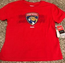 "FLORIDA PANTHERS REEBOK 2012 SC PLAYOFFS /""BECAUSE IT/'S THE CUP/"" T-SHIRT"