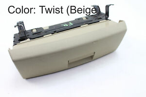 2002-2004 AUDI A4 QUATTRO - Front Right SEAT Drawer Storage Compartment