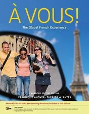 À Vous!: The Global French Experience, Enhanced-ExLibrary