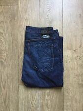Denham Jeans Size 32 Waist Mens Style Cutter