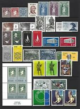 Ireland. Collection of 189 stamps, 1940 to 1978, Mint.