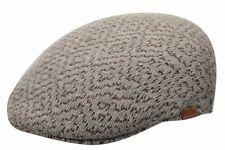 Kangol Men's Maze Tex 504 Cap Fashion Flannel Flat Hat Sz: S