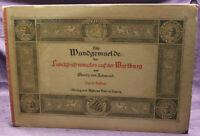 Arnswald Die Wandgemälde des Landgrafensaales auf der Wartburg 1870 Kunst sf