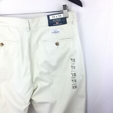 Peter Millar  khaki  STONE Trouser Pants 34 X 34 *MZDX*