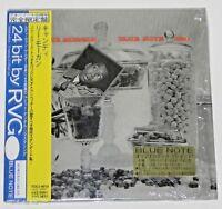 LEE MORGAN / Candy JAPAN Mini LP BLUE NOTE CD w/OBI TOCJ-9012