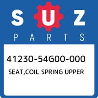 41230-54G00-000 Suzuki Seat,coil spring upper 4123054G00000, New Genuine OEM Par