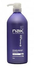 NAK Blonde Plus 1000ml Shampoo