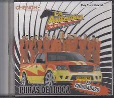 La Autentica De Jerez Patrimonio Zacatecano Puras De Troca CD New Nuevo Sealed