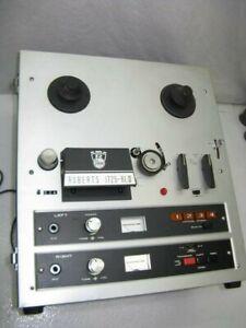 Rheem Roberts Lear Jet 1725-8L III 1725-8L3 Reel-to-Reel Tape 8-Track Recorder