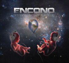 Encono Existential embrioni 'Playground CD DIGIPACK 2014 ltd.500