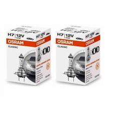 2x Osram H7 Classic 64210 CLC Lampe 12V 55W 64210CLC Autolampe Glühlampe Birne