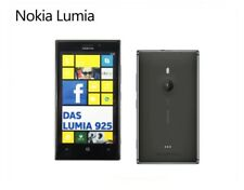 Nokia Lumia 925 in Black Mobile Phone Dummy Mock-Prop, Decoration, exhibition