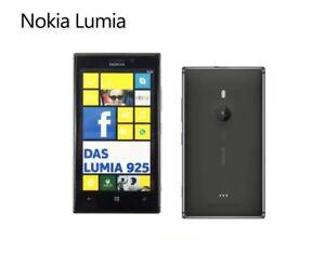 Nokia Lumia 925 IN Noir Portable Mannequin Attrappe - Accessoires, Déco,