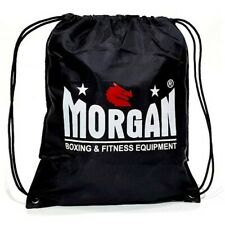 Draw String Back Pack - Water Resistant Gym Bag - Morgan Sports **FREE DELIVERY*