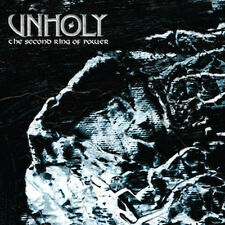 Unholy - The Second Ring of Power, 1994 (Fin), CD/DVD