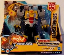 Transformers Cyberverse Action Attackers Ultra Class Grimlock New MOSC