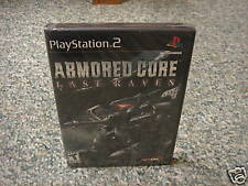 Armored Core: Last Raven (PlayStation 2) NEW
