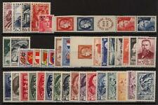 ANNEE COMPLETE NEUVE XX 1949 TIMBRES LUXE