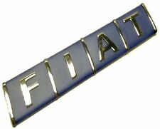 Fiat Mk1 Punto 1993-1999 Tailgate Badge 7795229 Brand New Original Genuine