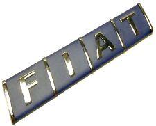 FIAT PUNTO MK1 1993-1999 PORTELLONE BADGE 7795229 NUOVISSIMO ORIGINALE