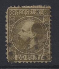 Países Bajos 1862 con Oro Die me justo