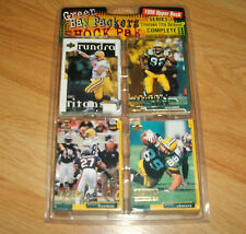 GREEN BAY PACKERS 1998 TITLETOWN TITLE DEFENSE 90 CARD SET(UPPER DECK)