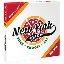 NEW YORK SLICE BOARD GAME BY BEZIER GAMES | BN | BEZNYSL