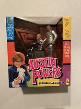 Austin Powers Collectible Feature Film Figures Dr.Evil & Mini Me