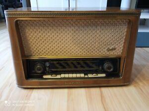 Röhrenradio Graetz Sinfonia 4R 422 Vintage Retro Radio