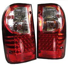 LED Rear tail Light upgrade kit for Toyota Hilux Mk4 Mk5 lamp taillamp D4D lens