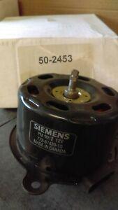 Cooling fan motor fits 1994 Ford Escort 50-2453 *NEW**