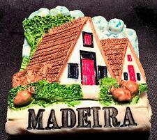 Fridge Magnet from Madeira, Portugal