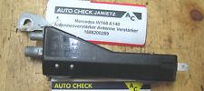 Antennenverstärker 1688200289 Mondsilber 706  Mercedes A-Klasse W168 A140