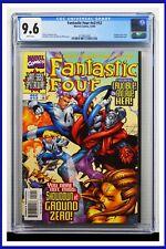 Fantastic Four #v3 #12 CGC Graded 9.6 Marvel December 1998 Comic Book