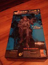 """Dragon 1/6 Figure """"Stan"""" U.S. Navy Seal Team 3 Combat Swimmer- New Minty L@@K"""
