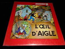 Archives Fleurus Fripounet 7 : L'oeil d'aigle Editions Fleurus 1980 couvert