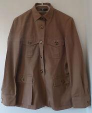DKNY khaki safari jacket - Size US 2 (UK 6)