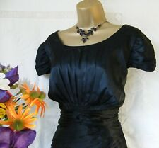 "******COAST BNWT ""LAURA BLACK"" DRESS SIZE 16******"