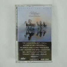Bob Seger and the Silver Bullet Band Cassette Against The Wind
