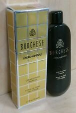 Borghese Hydro-Minerali Creme Finish Makeup #4 Princepessa Beige Nib