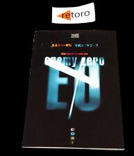 GUIA OFICIAL ENEMY ZERO Sega Saturn official guide book Japonesa 96 paginas