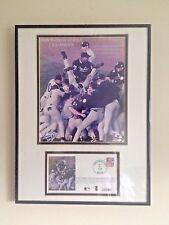 1998 NY YANKEES World Series Champions 12 x 16  Photo Card & Post Card 4-0 Sweep