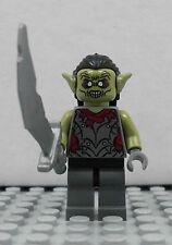 LEGO Herr der Ringe - Moria Ork mit Schwert - Figur Orc LOTR Hobbit lor011 9473