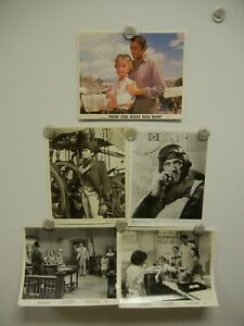 Lot of 5 Gregory Peck Studio Stills MINT
