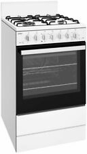NEW Chef CFG504WBNG 54cm Freestanding Natural Gas Oven/Stove